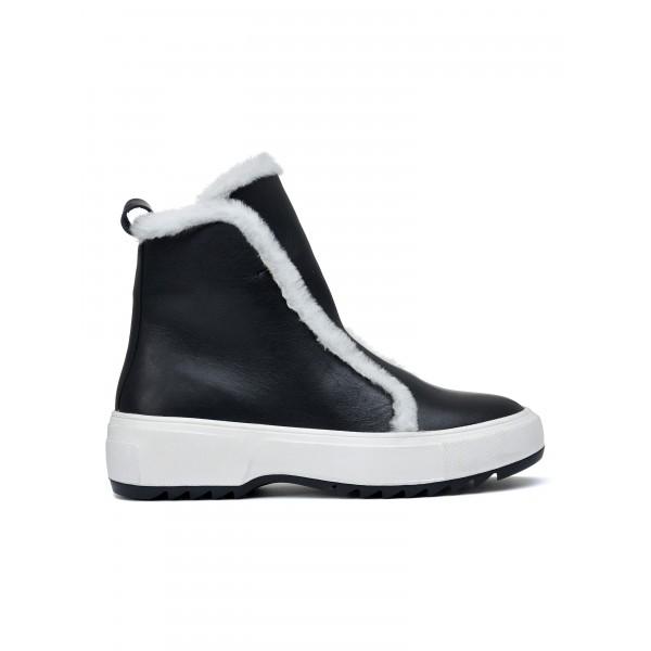 Дизайнерские ботфорты, Сделано в Италии, Premium обувь