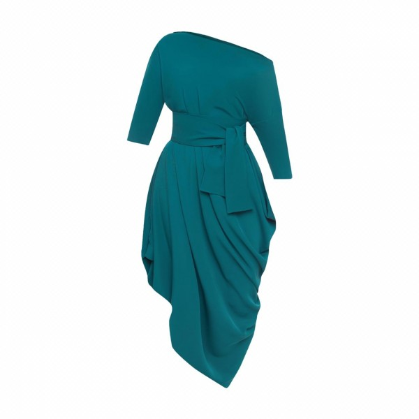Платье BigLove   с поясом